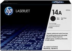 HP Toner 14A black (CF214A)