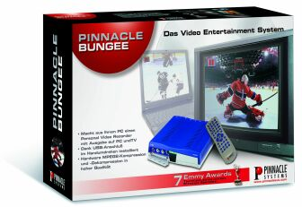 Pinnacle Bungee, digital video recorder, USB