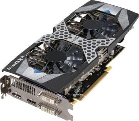 HIS Radeon R9 380 IceQ X² OC, 4GB GDDR5, 2x DVI, HDMI, DP (H380QM4GD)