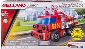 Spin Master Meccano Junior Rescue Fire Truck (6028420)