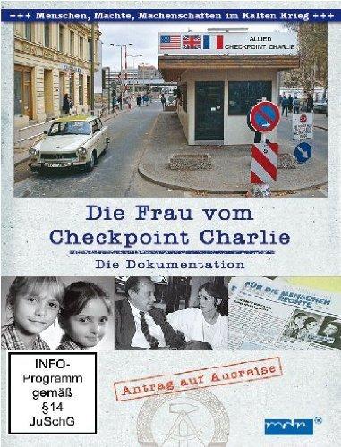 Die Frau vom Checkpoint Charlie -- via Amazon Partnerprogramm