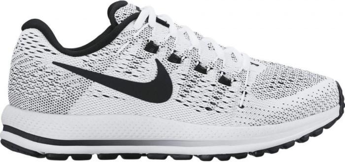 ad6753903ec46a Nike Air zoom Vomero 12 white/pure platinum/black (men) (863762-100 ...