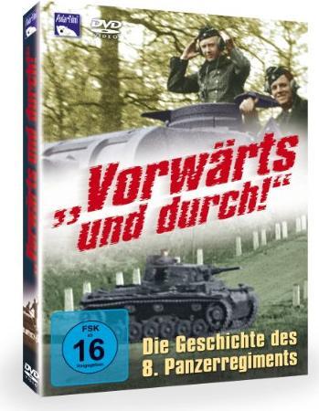 Vorwärts und durch - Die Geschichte des 8. Panzerregiments -- via Amazon Partnerprogramm