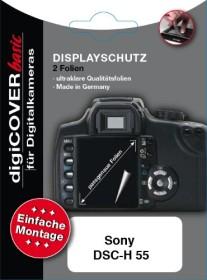 S&M Rehberg Digi-Cover LCD-Schutzfolie für Sony (verschiedene Modelle)