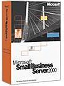 "Microsoft: Small Business Server 2000 3.5"" - 5 Ilość klientów (niemiecki) (PC) (E76-00016) -- via Amazon Partnerprogramm"