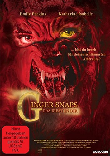 Ginger Snaps - Das Biest in Dir -- via Amazon Partnerprogramm