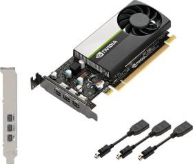 PNY T400, 2GB GDDR6, 3x mDP (VCNT400-PB)