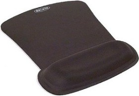 Belkin WaveRest Gel Mousepad (F8E262-BLK)