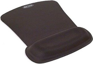 Belkin WaveRest Gel Mousepad (F8E262-BLK)