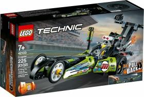 LEGO Technic - Dragster Rennauto (42103)