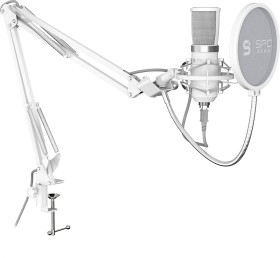 SilentiumPC SPC Gear SM950 Onyx white (SPG106)