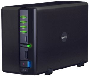 Synology Diskstation DS210+ 2TB, 1x Gb LAN