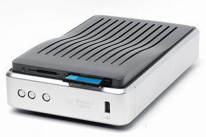 Western Digital WD Dual Option Media Center 250GB, USB 2.0/FireWire (WDXF2500JB)