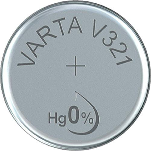 Varta Chron V321, silver, 1.55V (0321-101-111) -- via Amazon Partnerprogramm
