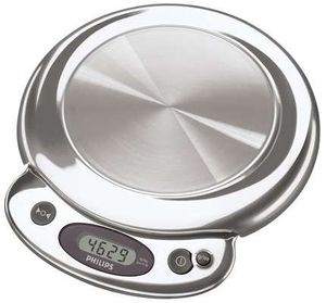 Philips HR2395 electronic kitchen scale