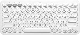Logitech K380 Multi-Device Bluetooth Keyboard white, UK (920-009591)