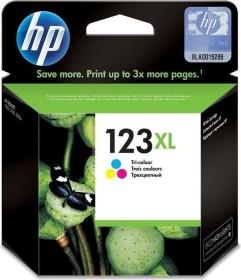 HP Druckkopf mit Tinte 123 XL dreifarbig (F6V18AE)
