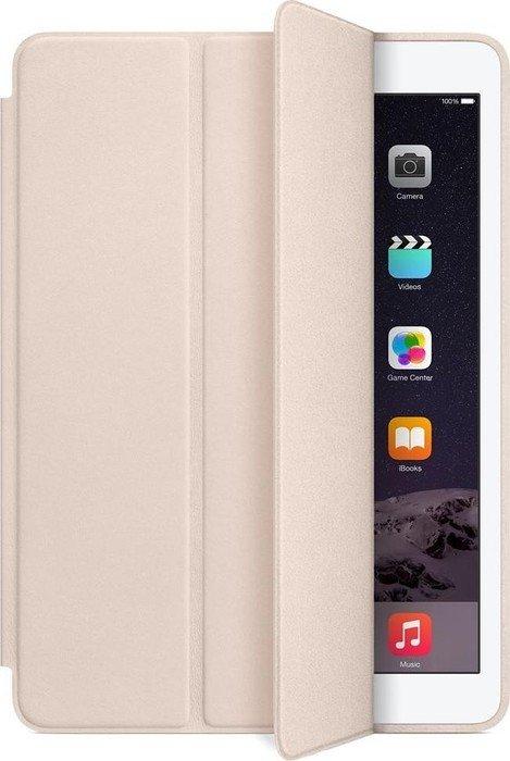 apple ipad air 2 leder smart case rosa mgtu2zm a. Black Bedroom Furniture Sets. Home Design Ideas