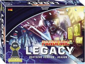 Z-Man Games Pandemic Legacy Season 1 Blaue Edition