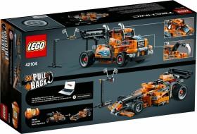 LEGO Technic 42104 Renn-Truck NEU und OVP