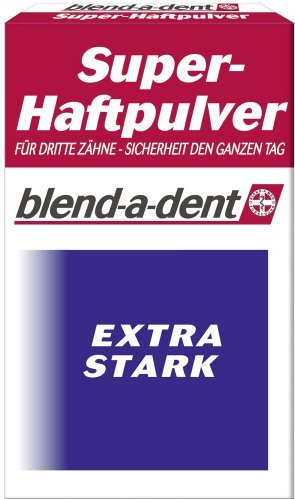 blend-a-dent Super adhesive powder Extra Intense 50g