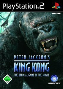 Peter Jackson's King Kong (English) (PS2)