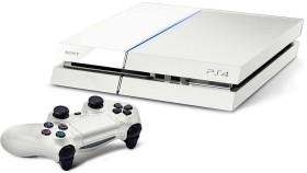 Sony PlayStation 4 - 500GB weiß (verschiedene Bundles)