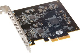 Sonnet Allegro USB-C PCIe, 4x USB-C 3.1, PCIe 3.0 x4 (USB3C-4PM-E)