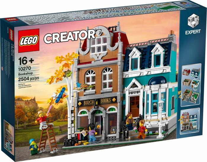 Bild LEGO Creator Expert - Buchhandlung (10270)