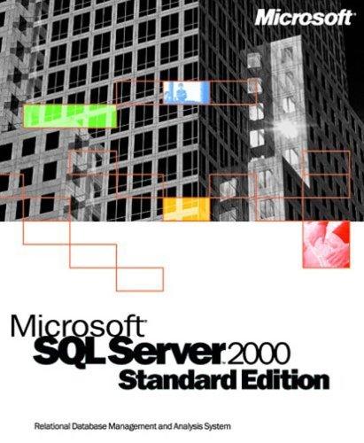 Microsoft: SQL 2000 Server - wraz z 5 licencjami użytkownika (angielski) (PC) (228-00690) -- via Amazon Partnerprogramm