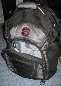 Wenger Synergy plecak szary (GA7305-14) -- © bepixelung.org