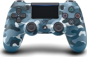 Sony DualShock 4 2.0 Controller wireless blue camouflage (PS4) (9725817)