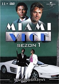 Miami Vice Season 1 (DVD) (UK)