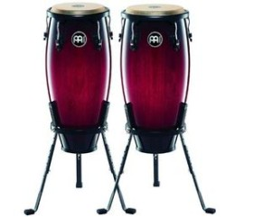 Meinl Headliner Series Conga Set Wine Red Burst (HC555WRB)