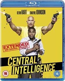 Central Intelligence (Blu-ray) (UK)
