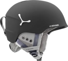 Cébé Suspense Deluxe Helm matt schwarz/weiß (Junior) (CBH371/CBH372)