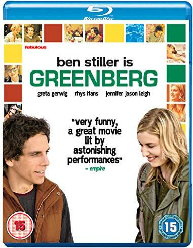 Greenberg (Blu-ray) (UK) -- via Amazon Partnerprogramm