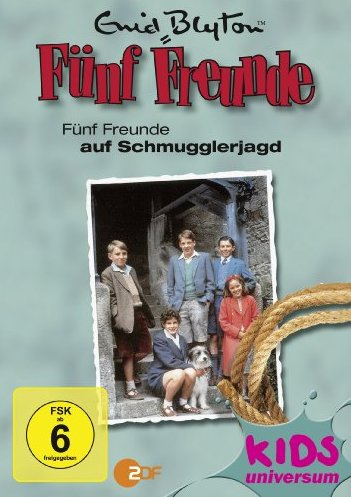 Fünf Freunde: Auf Schmugglerjagd -- via Amazon Partnerprogramm