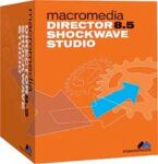 Adobe: Director 8.5 Shockwave Internet Studio aktualizacja - v.8.0 (PC) (wdw85g15)