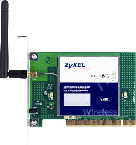 ZyXEL ZyAIR B-300 desktop adapter, PCI (91-005-018001)