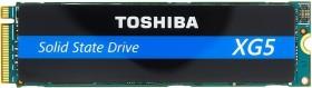 KIOXIA XG5 Client SSD 1TB, SED, M.2 (KXG5AZNV1T02)