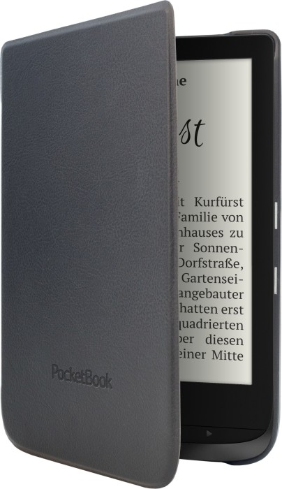 PocketBook Cover Shell schwarz (WPUC-616-S-BK)