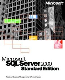 Microsoft SQL 2000 Server 1 Proz. Liz. (englisch) (PC) (228-01081)
