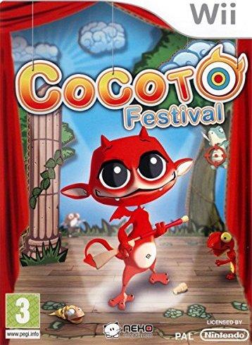 Cocoto Festival inkl. Gewehr (deutsch) (Wii) -- via Amazon Partnerprogramm