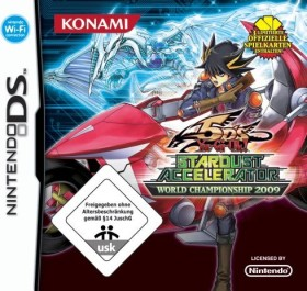 Yu-Gi-Oh! 5D's Stardust Accelerator - World Championship 2009 (DS)