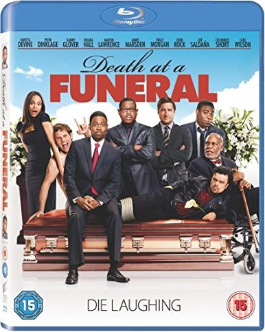 Death At A Funeral (Remake) (Blu-ray) (UK) -- via Amazon Partnerprogramm