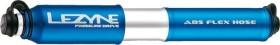 Lezyne pressure Drive small hand pump blue
