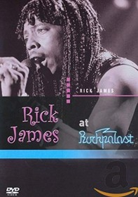 Rick James - At Rockpalast (DVD)