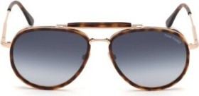 Tom Ford Tripp havana/blue (FT0666-54W)