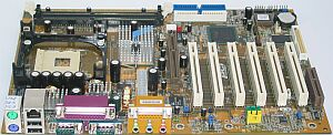 ENMIC 4BDX2+, i845E (DDR)